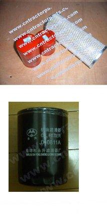 jinma fuel filter jinma 254/284 maintenance kits, oil, fuel, hydraulic, air ... #15