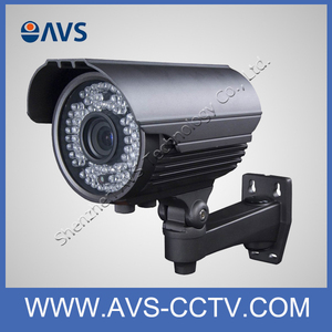 "Chinese Heat Detection CCTV Camera 1/3"" Sony CCD Viewing Distance 50M Camera 700TVL Waterproof Rate IP67 Camera"