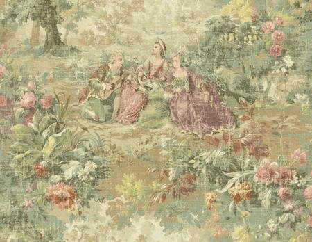 Cheap Toile Wallpaper Pink Find Toile Wallpaper Pink Deals