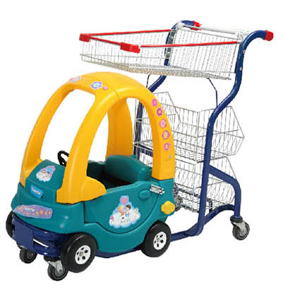supermarket trolley shopping cart on sale child baby