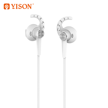 a9ab63f8ec1 Yison new arrival E11 magnetic headset wireless earphones headphones with  mic for Samsung Iphone