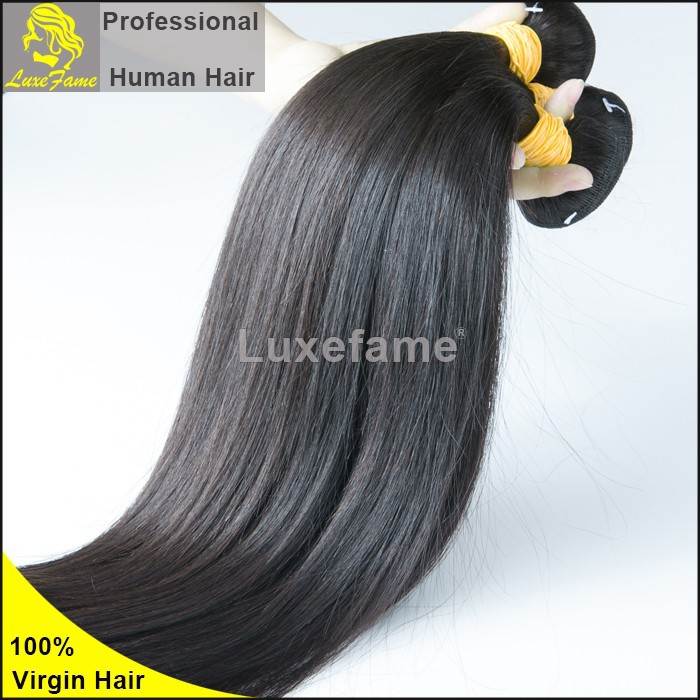Very Soft unprocessed virgin ali hair products mongolian straight hair sale at competitive price