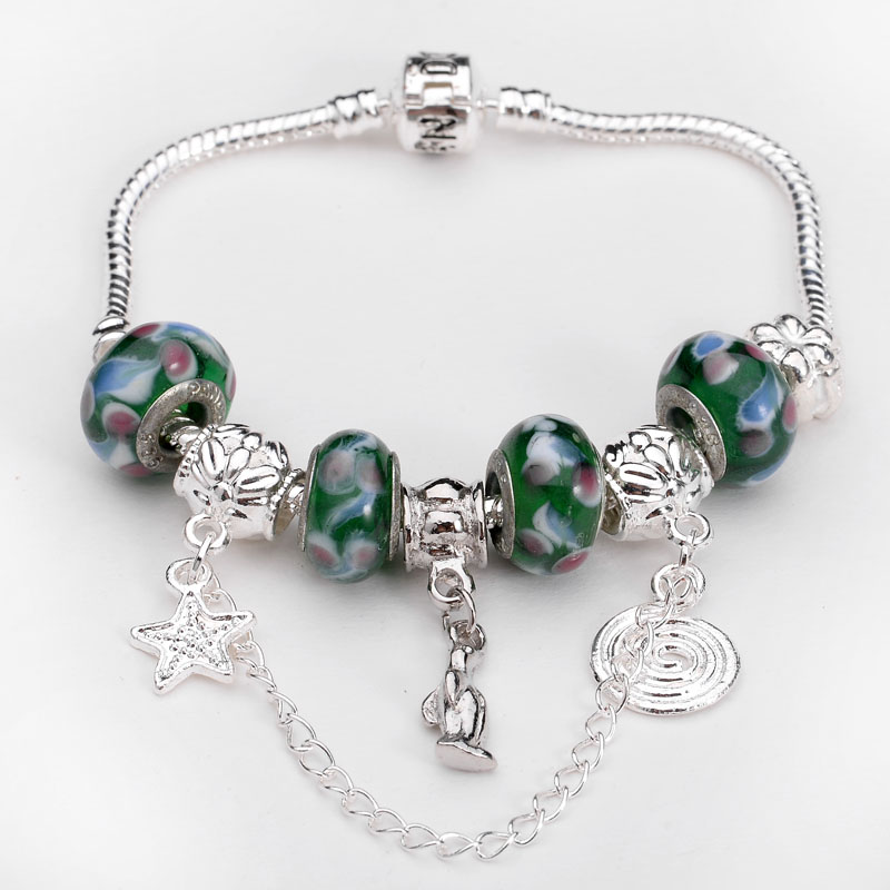 Pandora Type Jewelry: Pandora Style Charm Bracelets