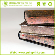 Guangdong manufacturer bulk various book print service,recycled paper a4 hard cover stationary book
