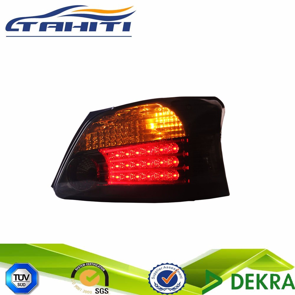 Best Sales TOYOTA VIOS 2008 - 2015 LED TAIL LIGHTS REAR LAMP
