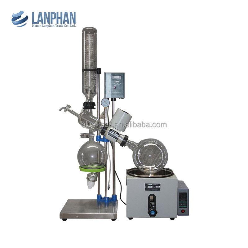 Factory Price Complete Rotary Evaporator Machine for Essential Oil Steam Distillation