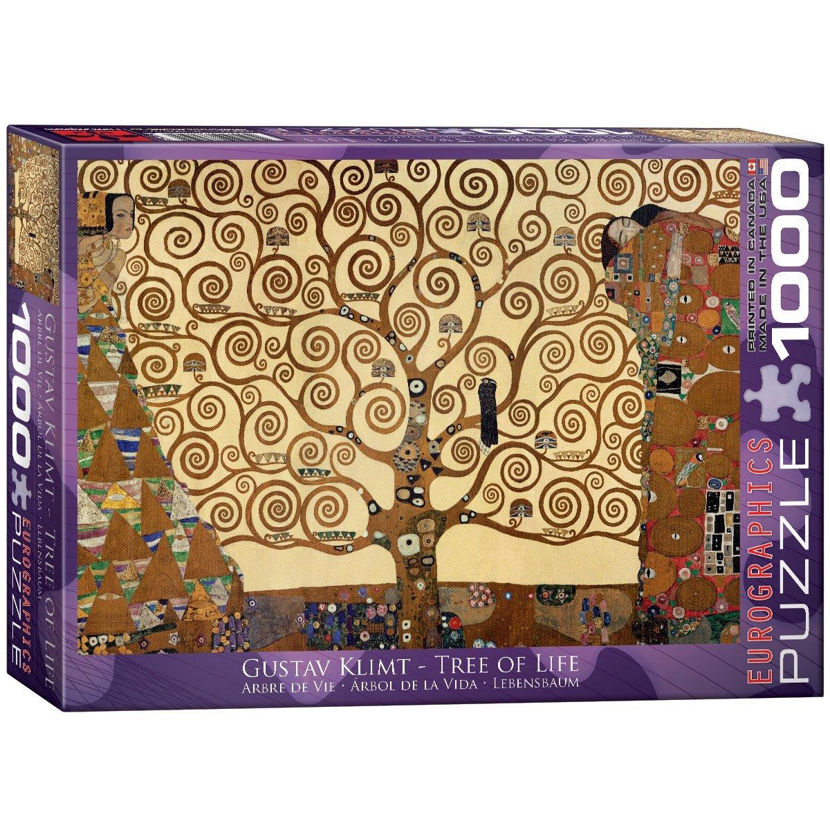 EuroGraphics Tree of Life by Gustav Klimt 1000-Piece Puzzle