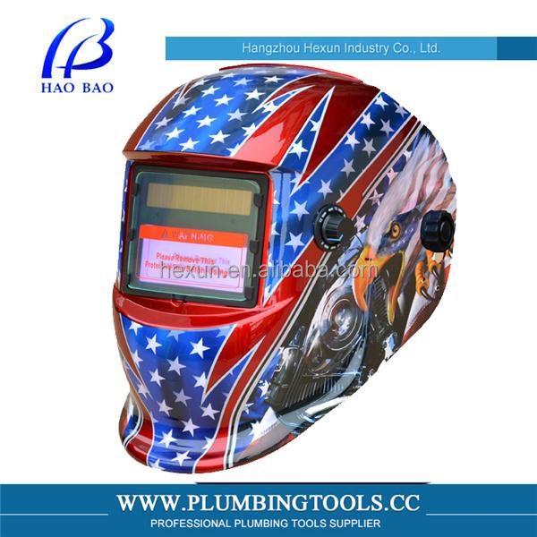 Hx-tn08 Fire Helmet Skull Face Mask,Funny Welding Helmet En379 ...