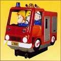 Kiddie Ride - Fireman Sam