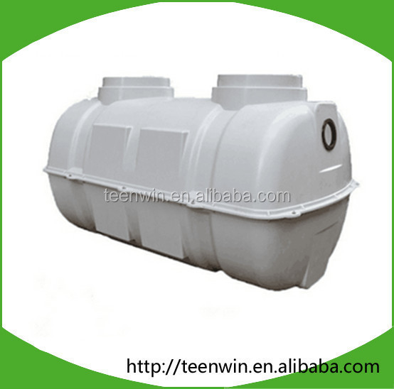 Philippine Factory Supply Biogas Septic Tank