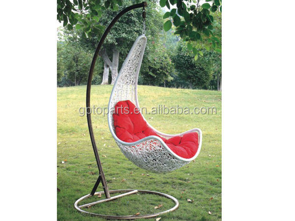 balcony swing chair outdoor swing egg chair wholesale rattanr