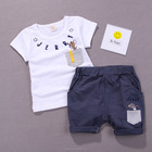HT-CCS high quality best design hot sale new boys clothing bulk 2017 wholesale kids clothing