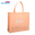 Chinese Factory Handle Non Woven Shopper Bags With Print