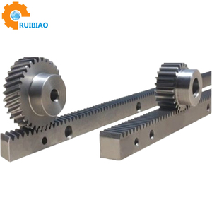 Gear Rack Pinion for Automatic Sliding Gate CNC Hyundai Steering Round Nylon Plastic Small Helical Tooth Rack and Pinion Gear