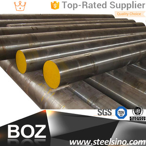 DIN1.2738 P20+Ni plastic mould steel round bar 10mm -1200mm with competitive price