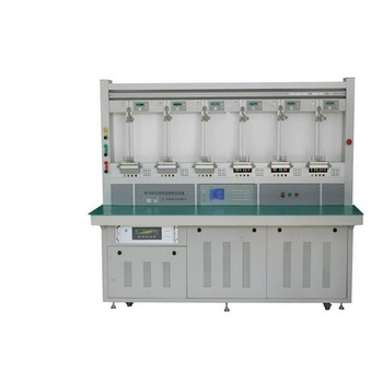 High Accuracy Single Phase/Three Phase Energy Meter Test Bench /Electric Meter Test Equipment