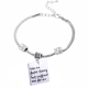 Take Me Deeper Than My Feet Could Ever Wander Praise Bracelet About Lord Wristband