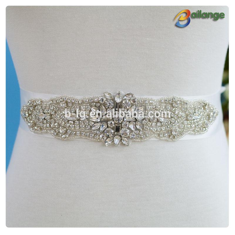 Moq: 30 bailange piezas de novia vestido de boda de diamante de ...