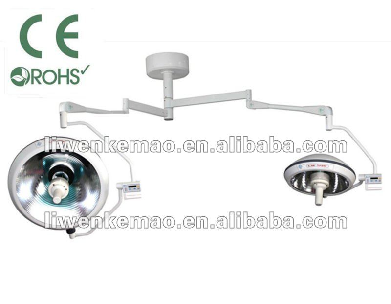 2012 new product LW700/500 Surgical lamp /Emergency operating light