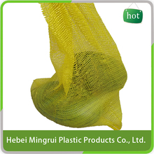 Recycle plastic mesh fabric products poly mesh net bags