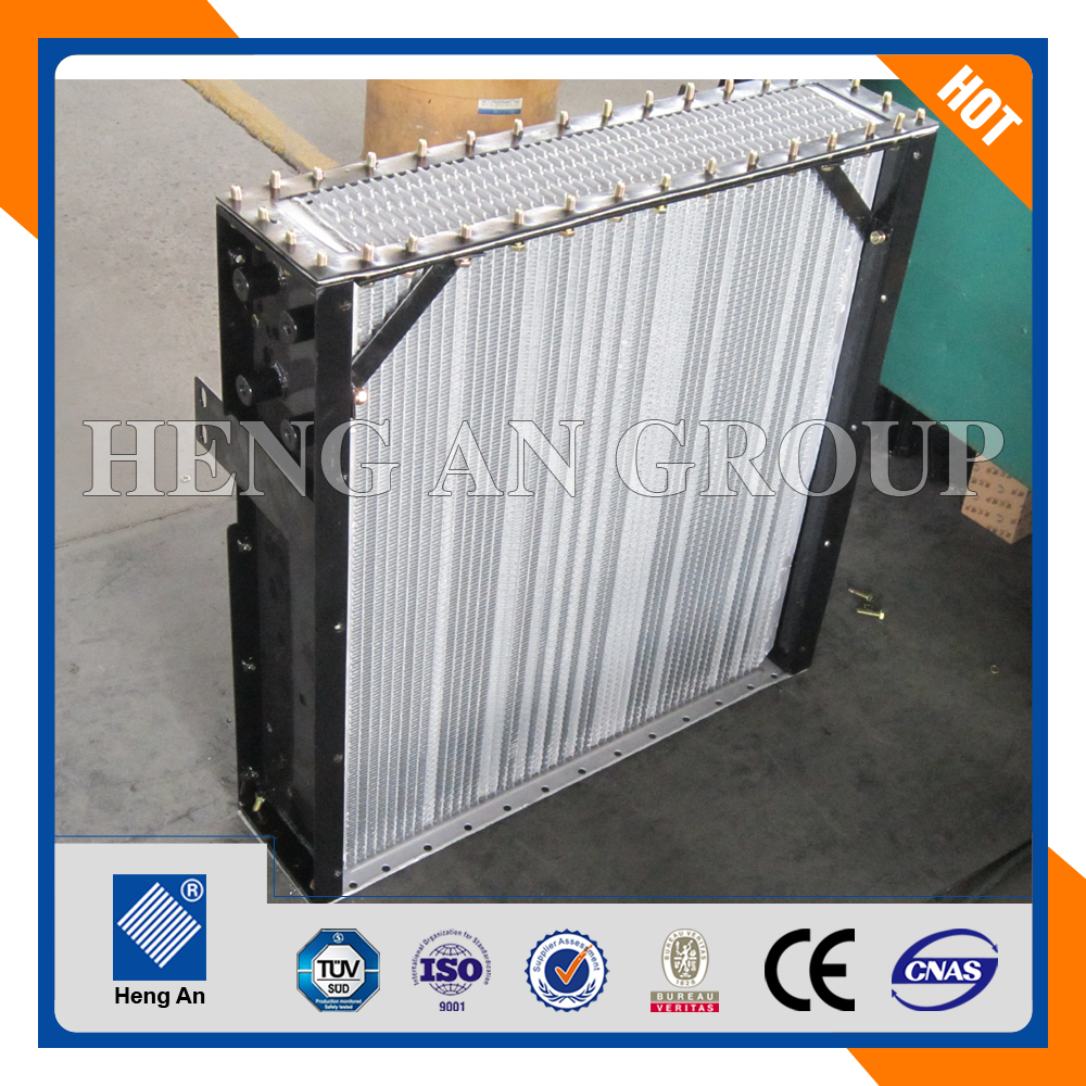 Factory direct sales truck auto industrial engine car aluminum radiator core oil cooler core