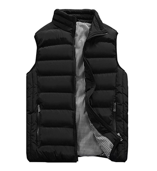 Men's Lightweight Casual Vest Down Jacket