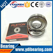 Less friction and competitive price deep groove 627n1z bearing