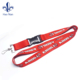 Fashion Designer Neck Strap Customized Print Lanyard For Exhibition Or Party