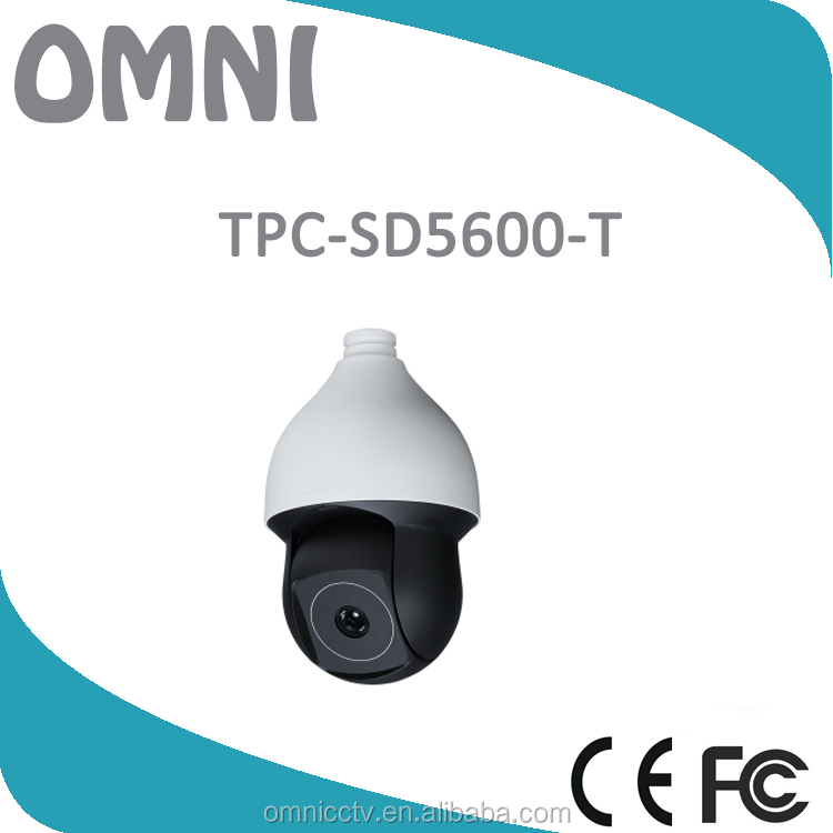 Micro SD memory IP66 POE+Support temperature measurement Thermal Network Dome Camera
