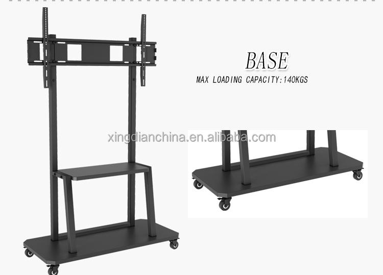 heavy duty super loading 200kg tv floor stand tv cart buy tv stand tv floor stand tv wall. Black Bedroom Furniture Sets. Home Design Ideas