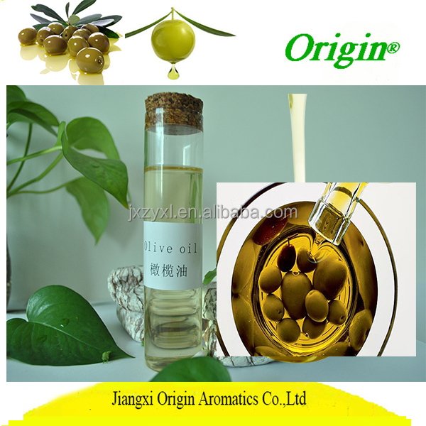 Private label small glass bottles packaging olive oil for hair growth