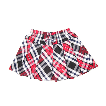 7105b8577 Newest Design Girls Red Plaid Student Skirt - Buy Girls Skirts,Girls ...