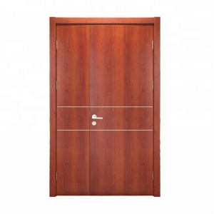 Technics optional wooden interior pvc doors prices low in turkish romania pakistan
