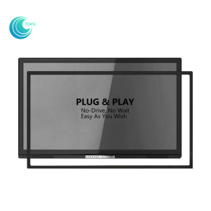 China factory waterproof and 10 touch points outdoor original new digitizer ir touch panel