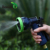 Hot selling widely used plastic garden nozzle water spray