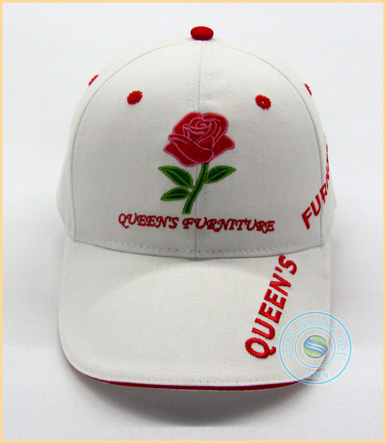 Wholesale promotional sport procession hats custom 3d puff hat embroidery
