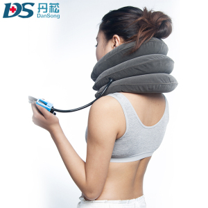 inflatable medical cervical neck collars for relief neck brace pain RC-08N