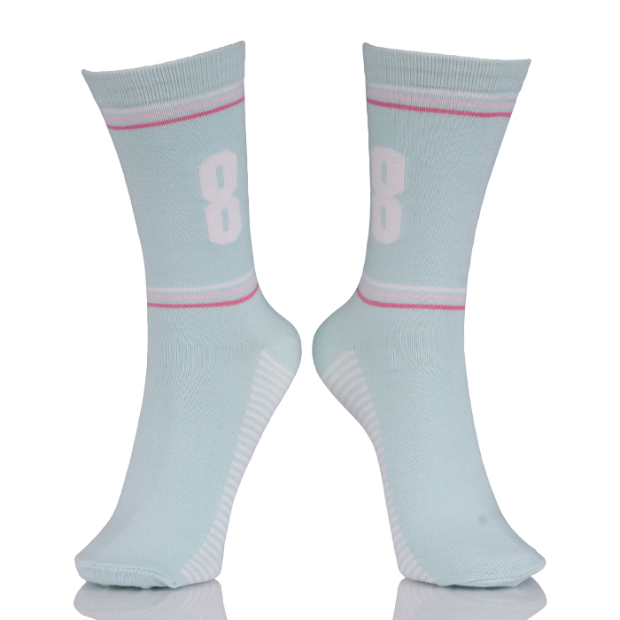 Cute Cotton Crew Socks Womens With Designs