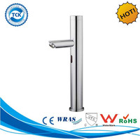 Nickel /Chrome Plated Automatic Sensor Faucets Mixers & Taps