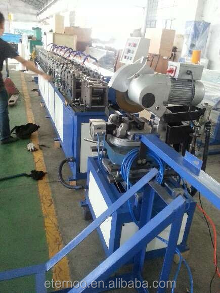 Post Tension Flat duct machine 50*20mm,70*20mm