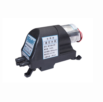 WKY series 12V Micro brushless DC 24V Negative pressure Variable Speed Vacuum Liquid Pump