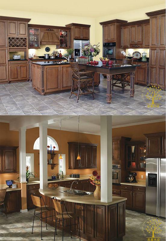Melamine Faced Chipboard Kitchen Cabinets - Buy Mdf Kitchen ...