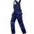 HOT SALE!!! workwear bib pant, yellow workers overall uniforms security workwear men's bib pants with pockets on the sides