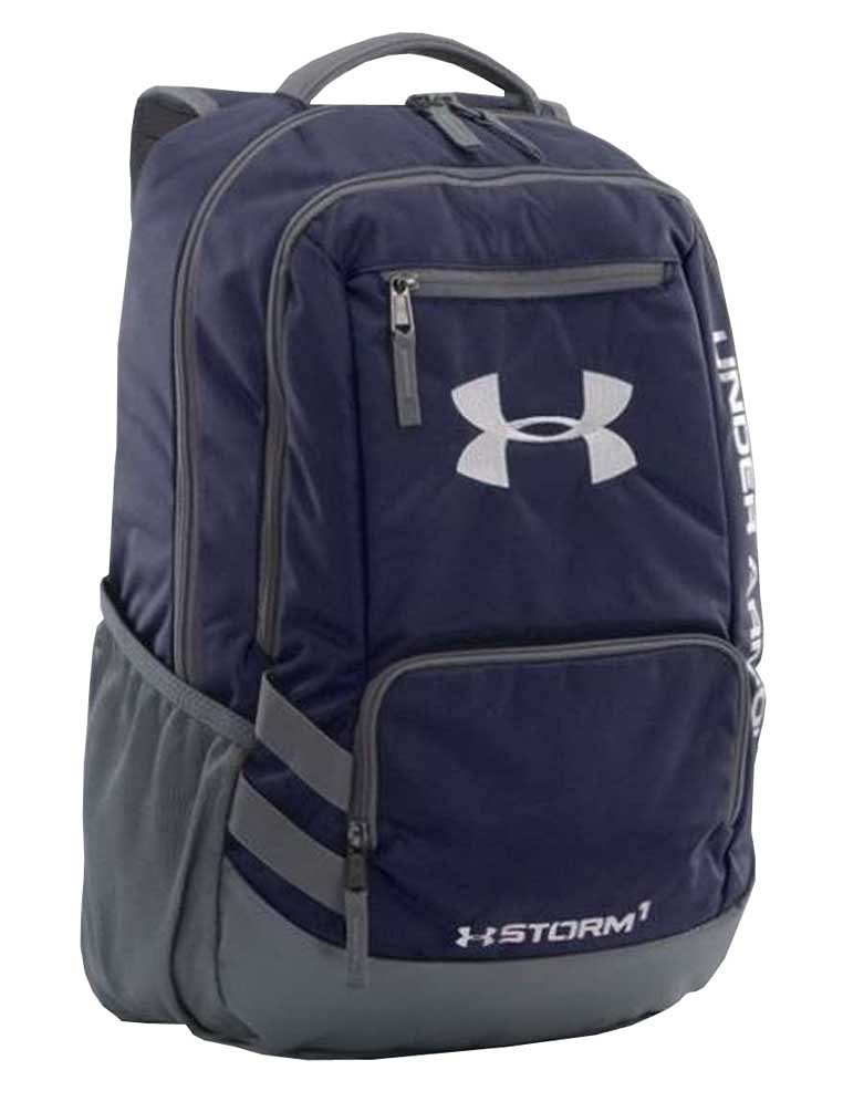 4b9753f03bf1 Get Quotations · Under Armour Unisex Team Hustle Backpack
