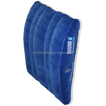 Factory EN71 ASTM inflatable airplane cushion
