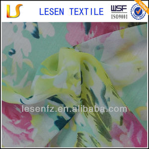 Lesen Textile Hotsale smocked dress fabric