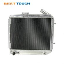 Good quality bus engine cooler radiator for auto engine