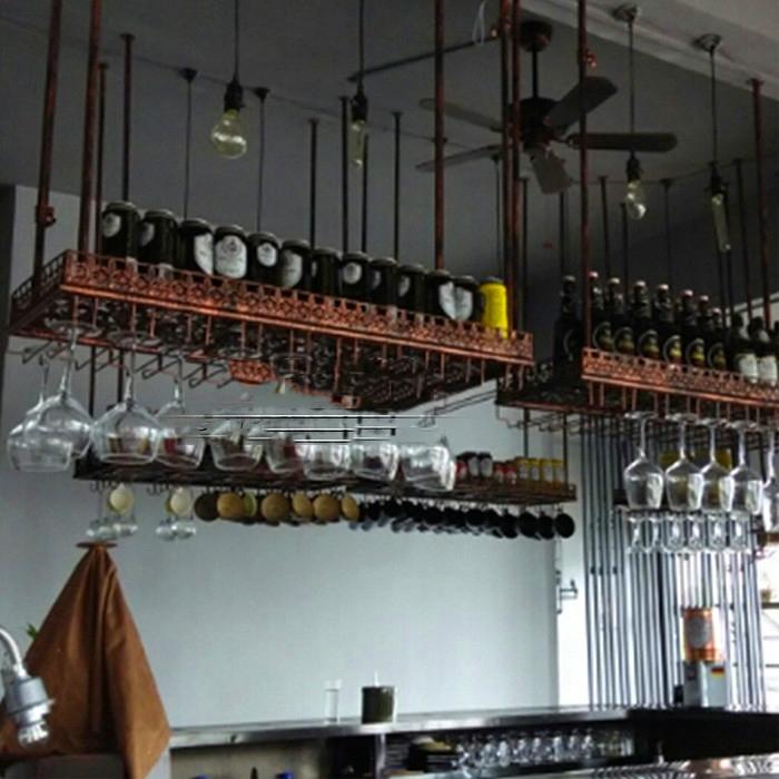 tag res en verre de vin promotion achetez des tag res en verre de vin promotionnels sur. Black Bedroom Furniture Sets. Home Design Ideas