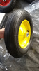 14' Hot sell air rubber wheel for wheelbarrow