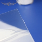 extruded processing 1mm thickness clear rigid plastic pet sheet for vacuum forming